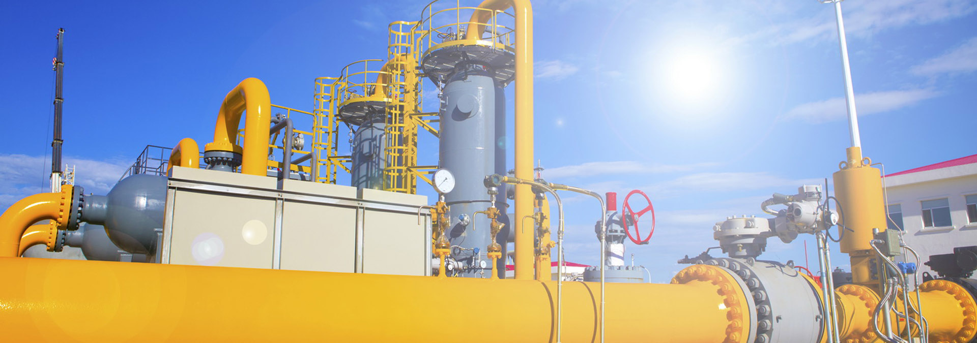 Oil and Gas Pipeline & Distribution Management