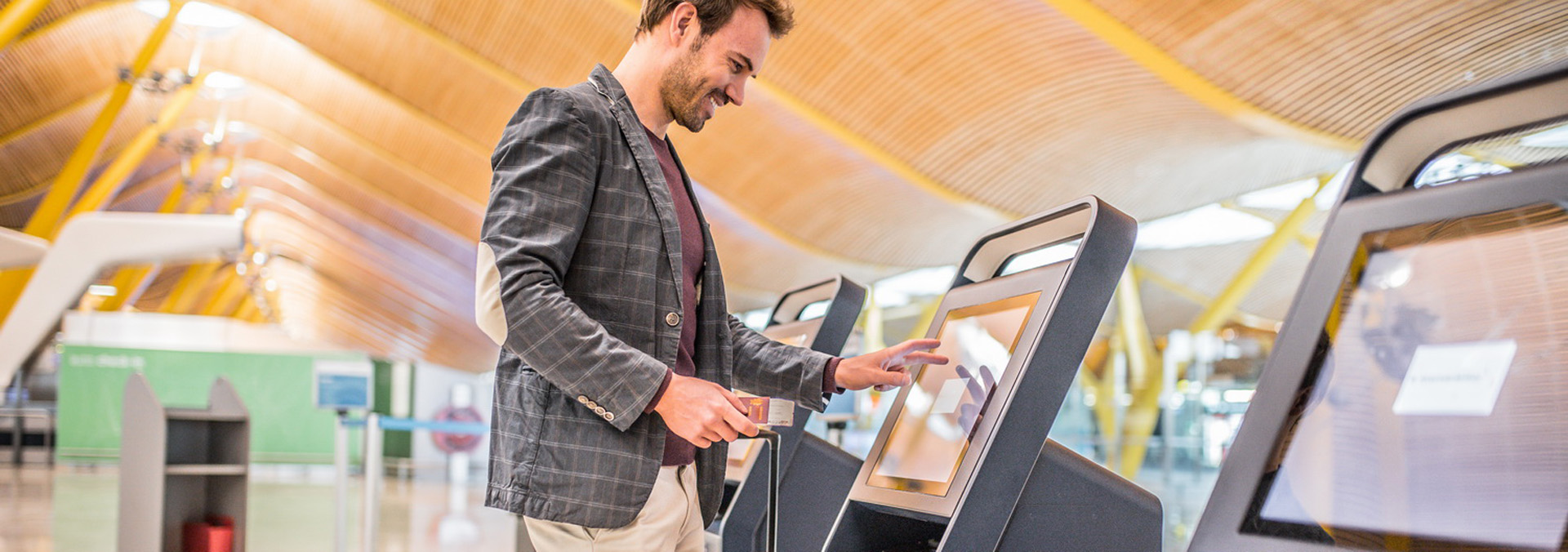 Vending Machines and Remote Kiosks